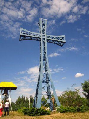 Krzyż na Kobylej Górze