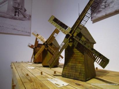 Modele wiatraków pana Klaczkowskiego