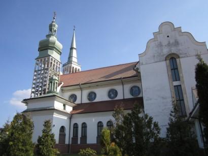 Sanktuarium Miłosierdzia Bożego
