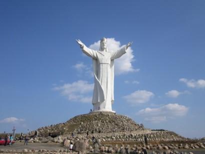 Figura Jezusa w Świebodzinie