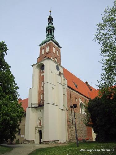 Kościół klasztorny w Lubiniu