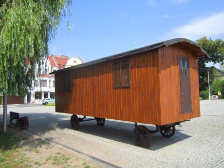 Wóz Drzymały (wersja lux)