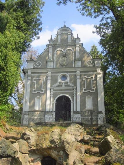 Mauzoleum Izabelli Działyńskiej z Czartoryskich