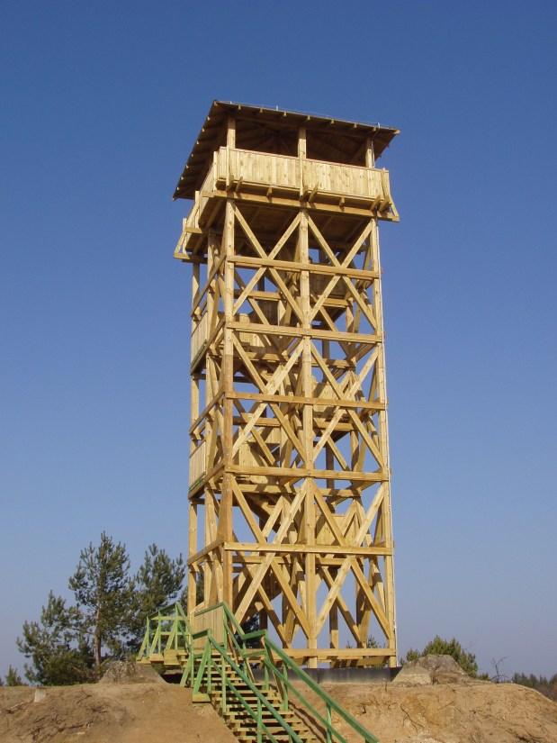 Wieża widokowa na Osowej Górze