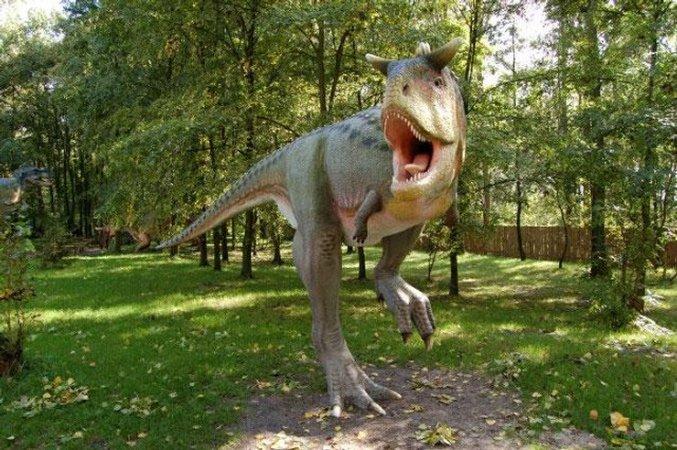 Groźne dinozaury z Rogowa
