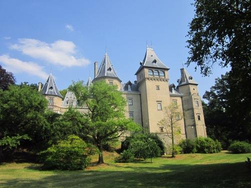 Zamek i park w Gołuchowie