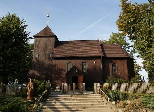 Kościół w Kicinie