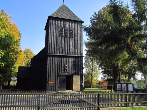 Kościół drewniany w Kiszkowie